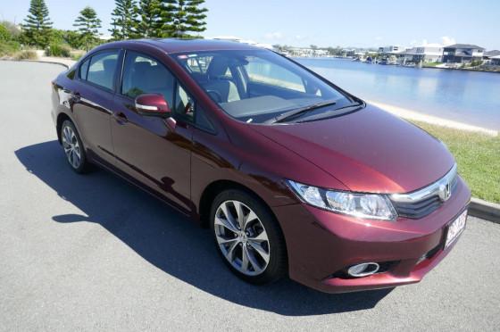 2012 Honda Civic 9t Sport Sedan