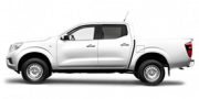 New RX 4X2 Dual Cab Pickup