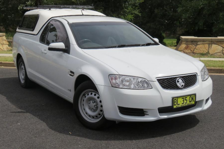 2011 Holden Ute Utility