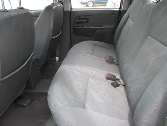 2010 Holden Colorado RC Turbo LX Crew cab