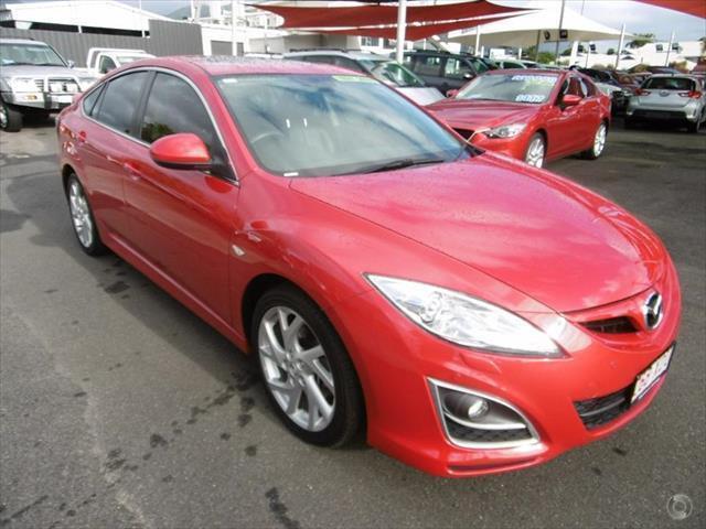 Mazda 6 Luxury Sports GH1052  Luxury