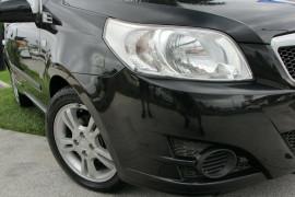2010 MY11 Holden Barina TK MY11 Hatchback