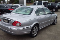 2004 MY05 Jaguar X-type X400 MY05 SE Sedan