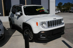 Jeep Renegade Limited DDCT BU MY16