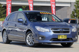 Subaru Impreza 2.0i-L G4