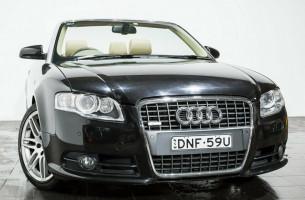 Audi A4 S Line Multitronic B7 MY08