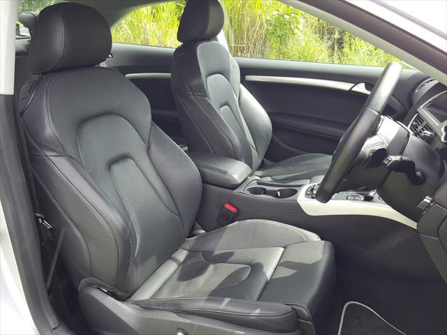 2012 Audi A5 8T  Coupe