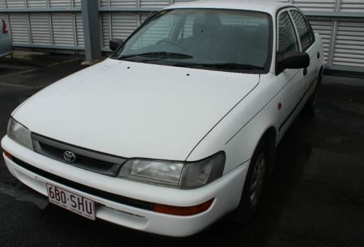 1999 Toyota Corolla AE101R CSi Sedan