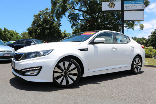 Kia Optima PLATINUM TF MY13