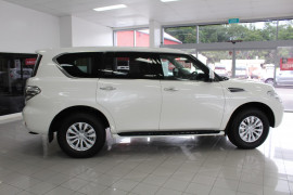2017 MY18 Nissan Patrol Wagon
