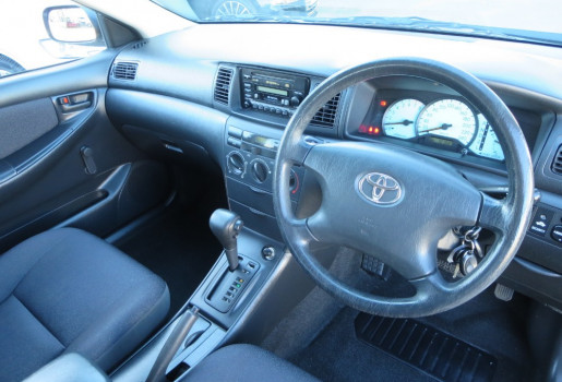 2001 Toyota Corolla AE112R Ascent Sedan