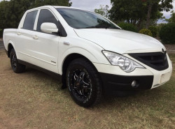 Ssangyong Actyon Sports SPR 100 Series MY11