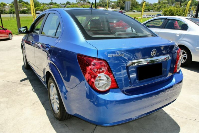 2014 MY15 Holden Barina TM MY15 CD Sedan