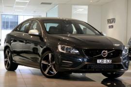Volvo S60 T5 Adap Geartronic R-Design F Series MY17