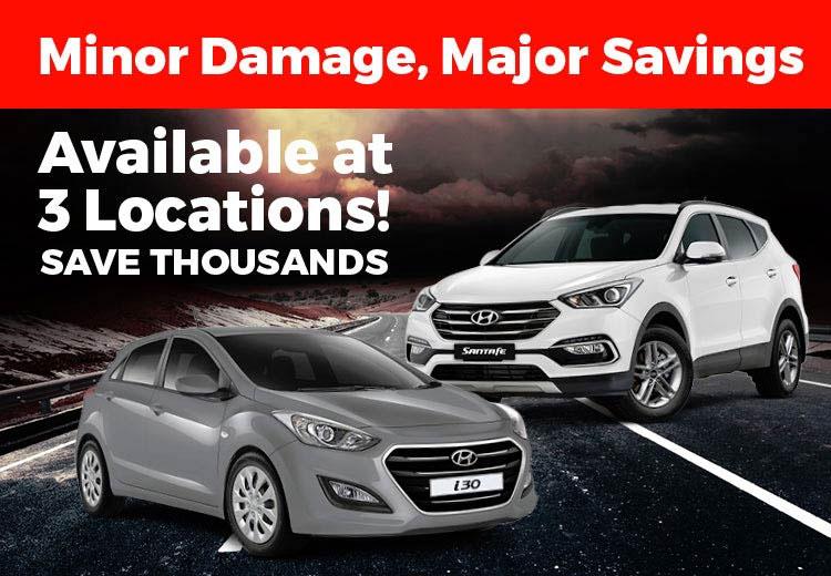 Hail Damage Hyundai Sale