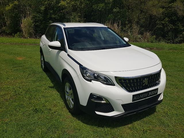 2017 MY18 Peugeot 3008 Active Hatchback
