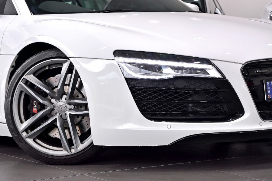 2013 MY14 Audi R8 Coupe