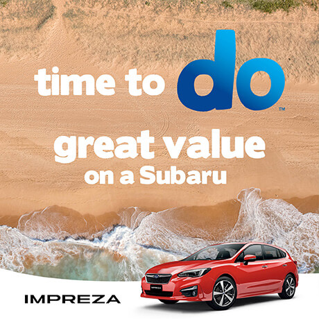 IMPREZA MARCH OFFER + ESSENTIALS PACK