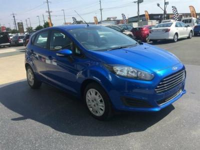 Ford Fiesta Ambiente PwrShift WZ MY15