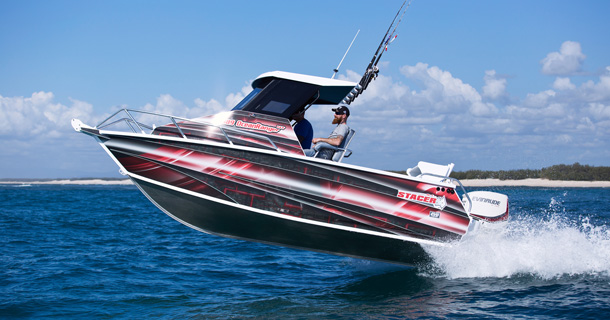 589 Ocean Ranger HT Options