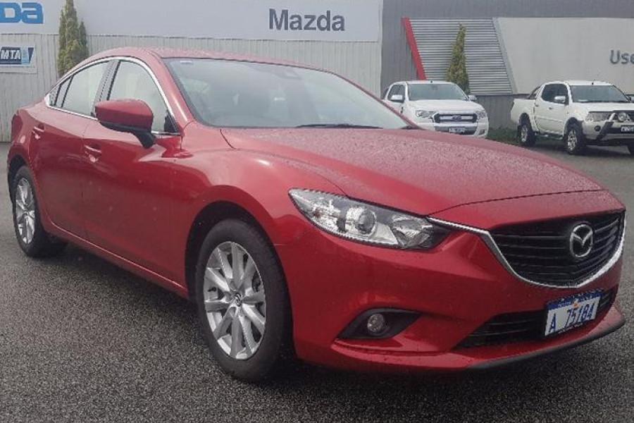 2016 Mazda 6 GJ Series 2 Sport Sedan Sedan