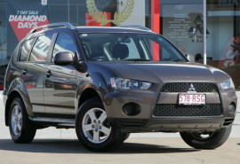 Mitsubishi Outlander LS ZG MY09