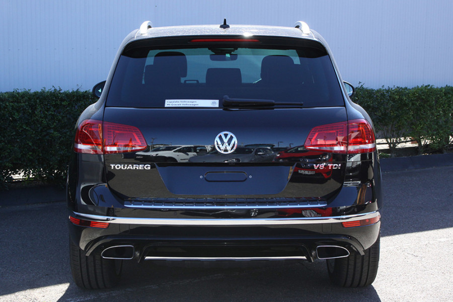 2017 volkswagen touareg v8 tdi r line wagon for sale in mt gravatt volkswagen. Black Bedroom Furniture Sets. Home Design Ideas
