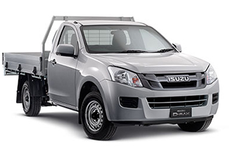 New Isuzu UTE 4x2 SX Single Cab Chassis