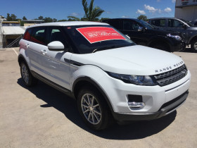 Land Rover Range Rover Evoque Tech L538  TD4 Pure