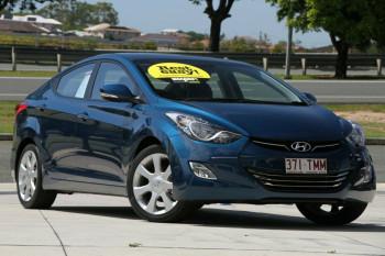 Hyundai Elantra Premium MD3