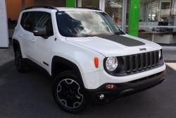 Jeep Renegade Trailhawk BU