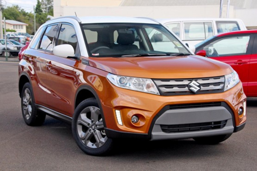2016 MY Suzuki Vitara LY GL Plus Wagon