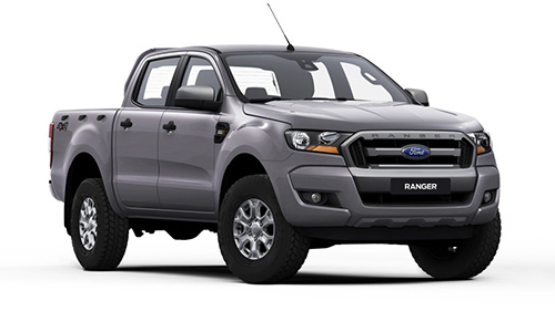 2016 My17 Ford Ranger Px Mkii 4x4 Xls Double Cab Pickup 3