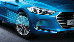 All-New Elantra Better aerodynamics
