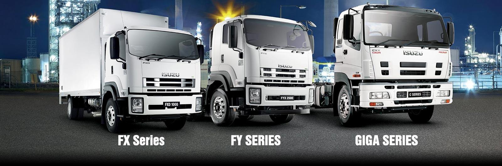 Madill Isuzu Trucks