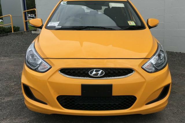 2017 MY18 Hyundai Accent RB6 MY18 Sport Hatchback