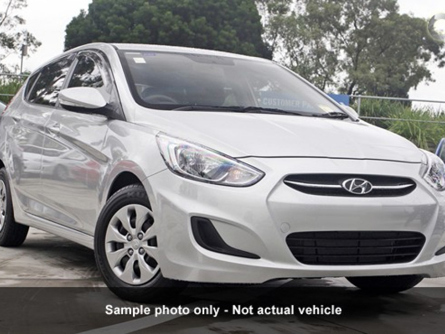 2016 Hyundai Accent RB4 Active Hatch Hatchback