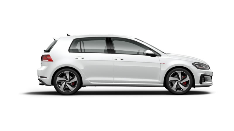 New Golf GTI 6 Speed DSG