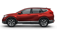 New Honda All-New CR-V