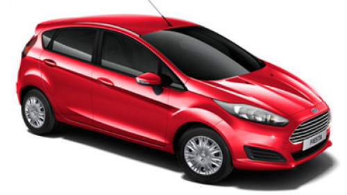 2017 MY15 Ford Fiesta WZ Ambiente Hatch