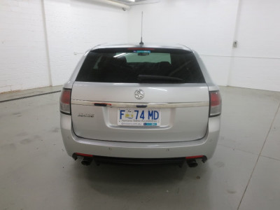 2013 Holden Commodore VF SV6 Wagon