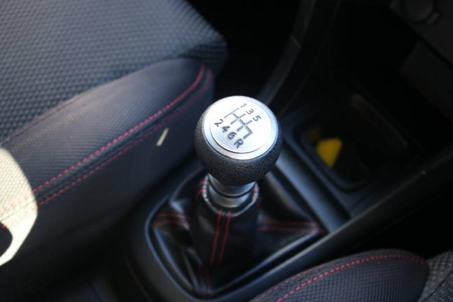 2013 Suzuki Swift FZ MY14 SPORT Hatchback