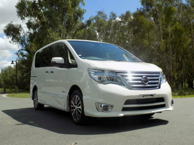 Nissan Serena WELFARE SLOPER C26