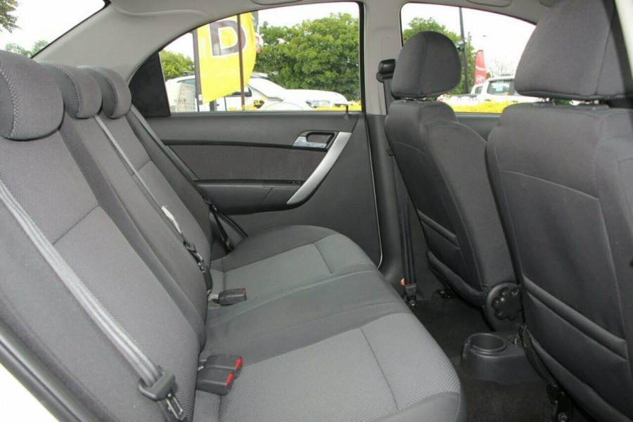2011 Holden Barina TK MY11 Sedan