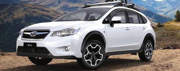 Subaru XV Thule Limited Edition