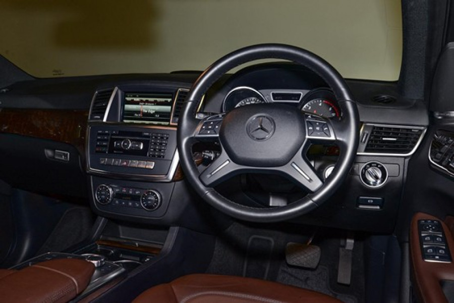 2014 Mercedes-Benz Gl350 X166 BLUETEC Wagon