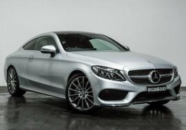 Mercedes-Benz C300 7G-Tronic + C205