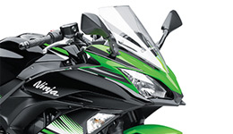 2017 Ninja 650L KRT Edition Sharp Ninja Styling