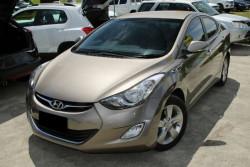 2012 Hyundai Elantra MD2 Elite Sedan