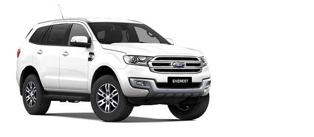 Everest Trend RWD 3.2L Diesel